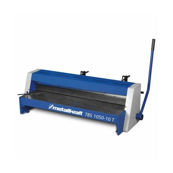 Metallkraft TBS 650-12 T manuális precíziós-asztali lemezvágóollók