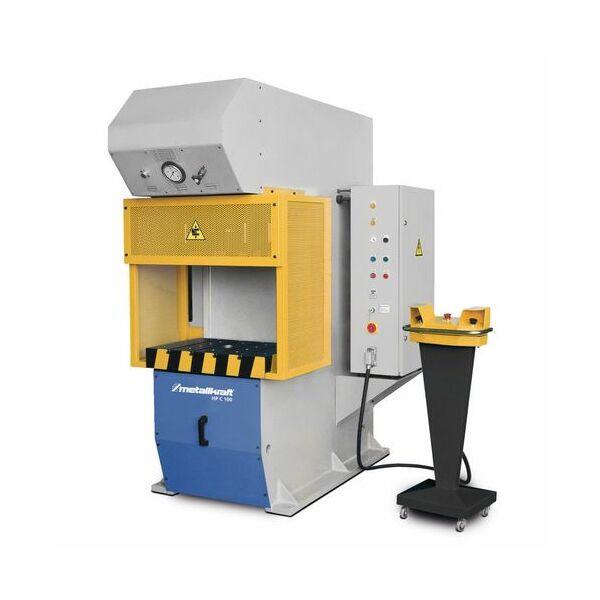 Metallkraft HP C 100 hidraulikus C-prés