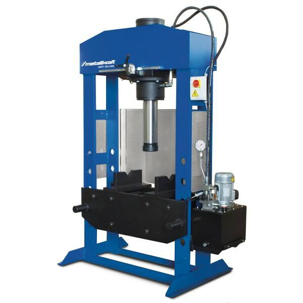 Metallkraft WPP 160 HBK D 1500 Elektro-Hidraulikus prés
