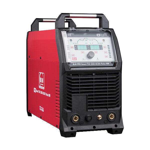 BLM Pro Smart Tig 3200 AC/DC Pulse MW